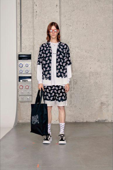 Completo Fashion ShowsPrimavera Estate 2021MSGM