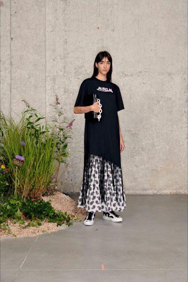 Sportswear casual Fashion ShowsPrimavera Estate 2021MSGM