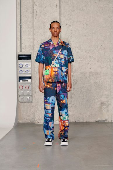 Total look Fashion ShowsPrimavera Estate 2021MSGM