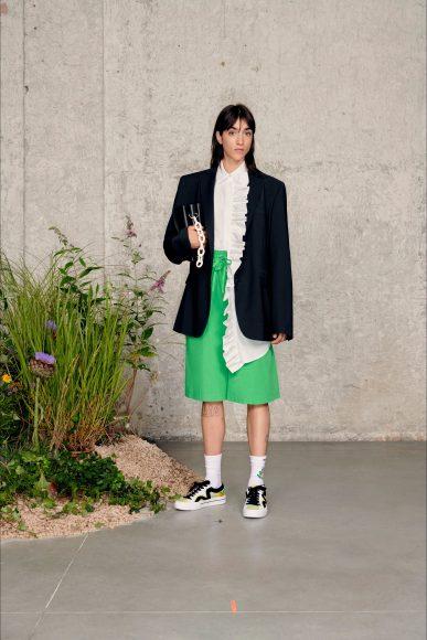 man style Fashion ShowsPrimavera Estate 2021MSGM