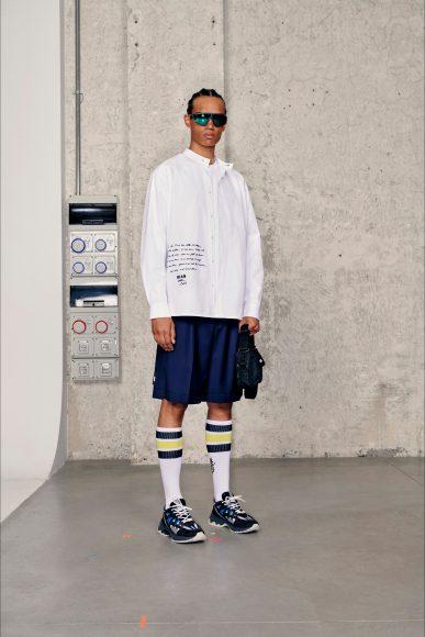 Sportswear  Fashion ShowsPrimavera Estate 2021MSGM man