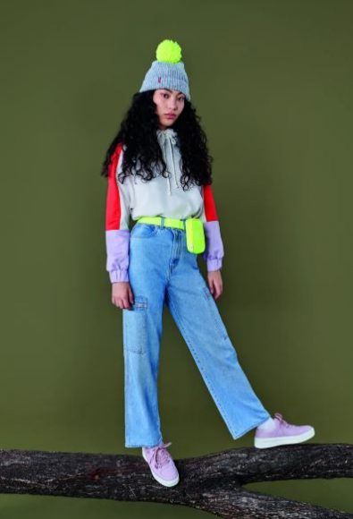 HIGH-LOOSE OUTFIT COMPETO