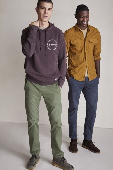 outfit completo Dockers__WATERLESS