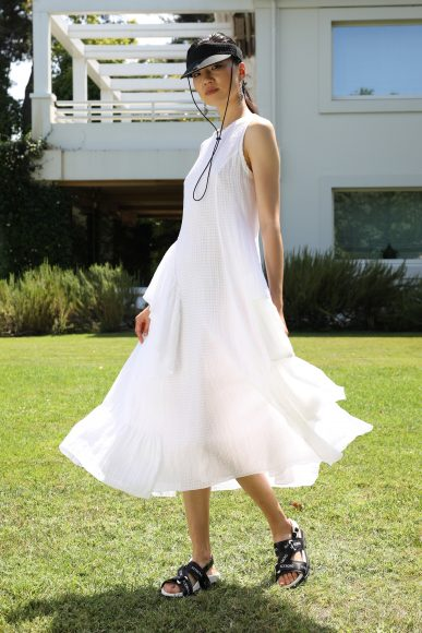 Dress tulle Iceberg_SS21_Woman