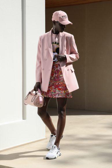 luxury sportswear Iceberg_SS21_Woman
