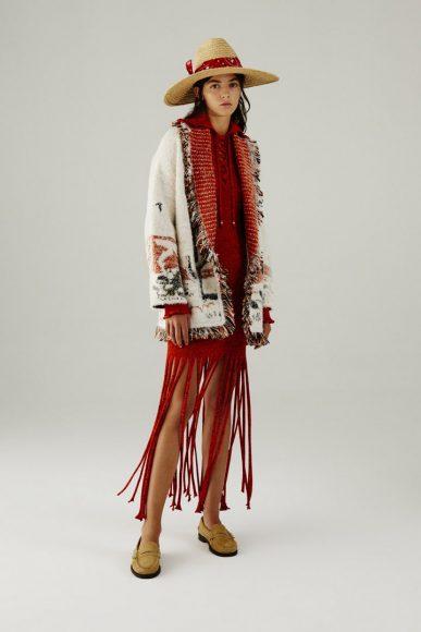 dress con frange -ALANUI-SPRING-21-