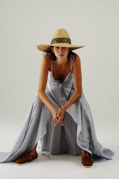 -ALANUI-SPRING-21- dress con spalline sottili