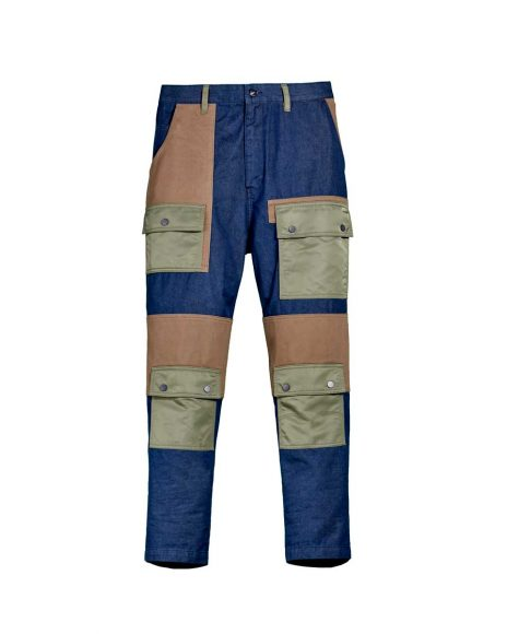 LEVI'S MADE AND CRAFTED x White Mountaineering , pantalone cargo