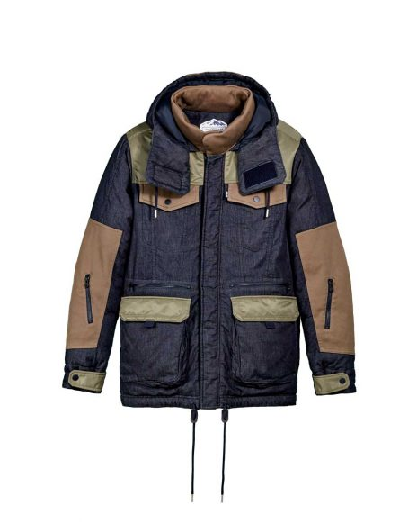 LEVI'S MADE AND CRAFTED x White Mountaineering , giacca