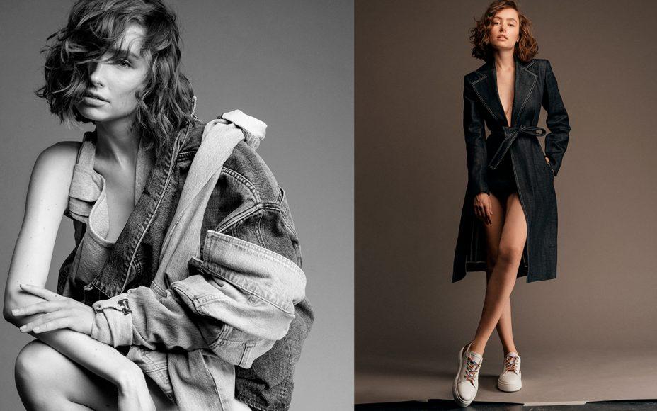pull sweet : issey miyake jeans jacket 2 : levis jeans jacket 1 : aquaverde jacket coat jeans : guy laroche culotte wool : deyanera athens basket : christian louboutin