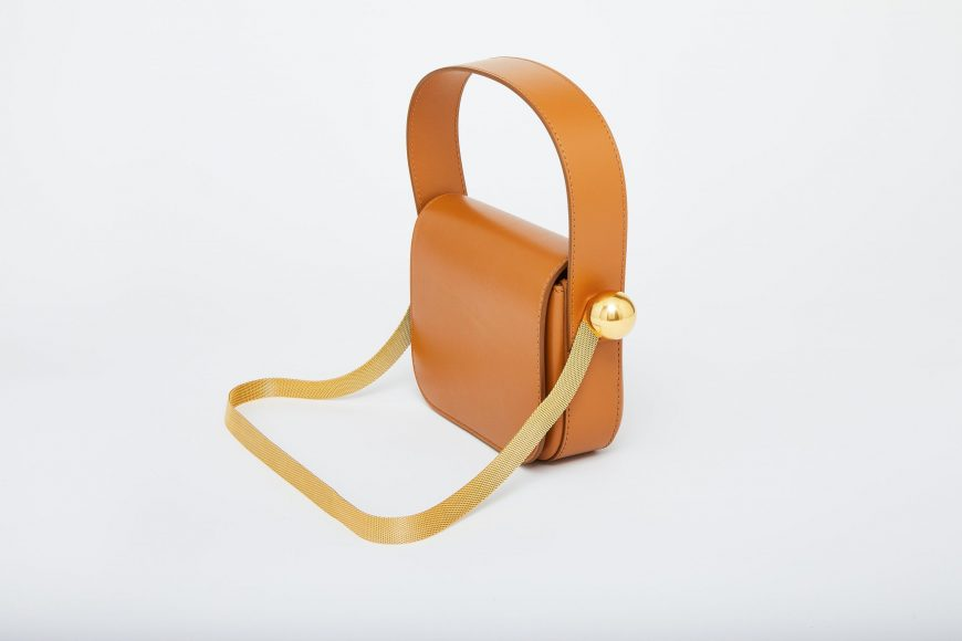 Stéphane Rolland presenta la sua prima collezione di borse