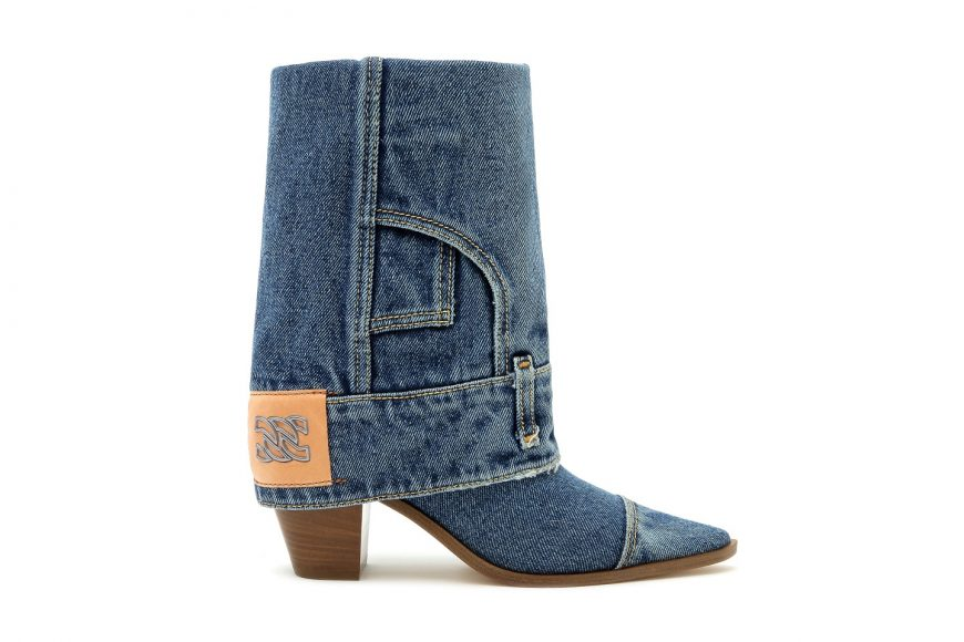 CASADEI SS 2021 SPACE COWGIRL JEANS