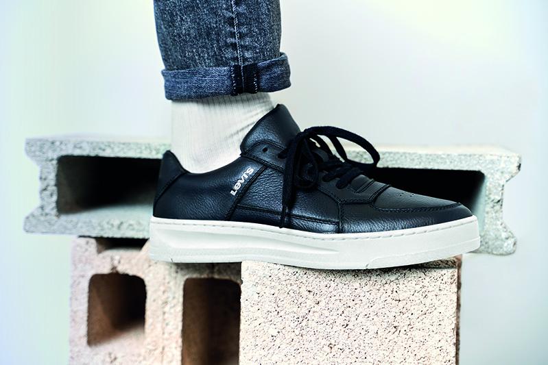 Sneakers Silverwood BLACK