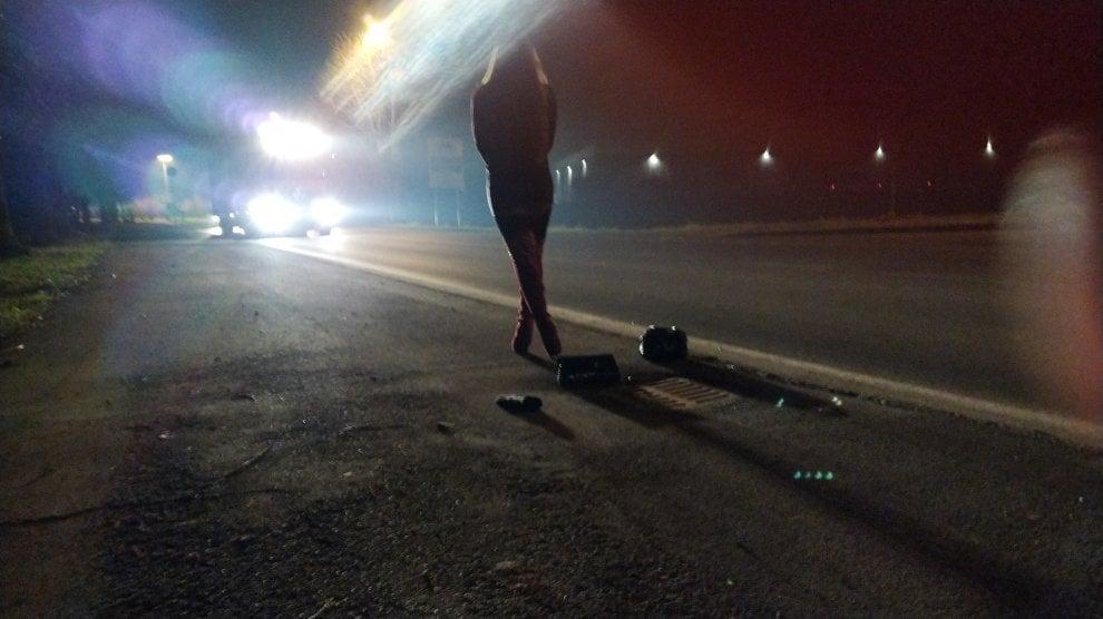Ri-scatti. Per le strade mercenarie del sesso. PAC 2020. Photo Lorenzo Palmieri
