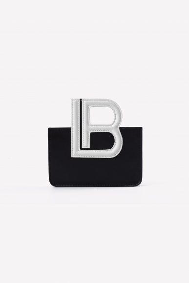 LB BAGS - BLACK AND WHITE LB BAG MINI