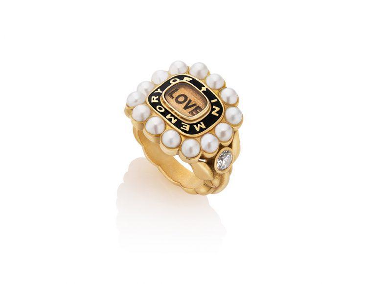 In-memory-of-love-ring-bronze Marco De Luca