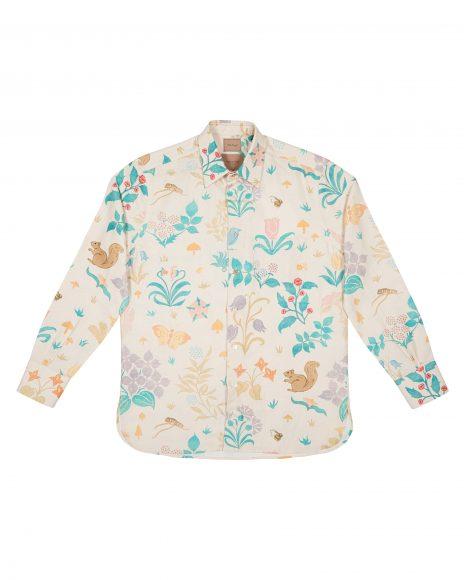 Camicia con stampa 805€