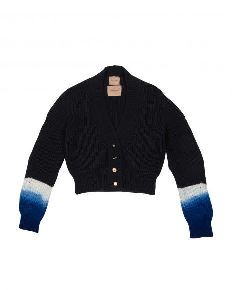 Cardigan tie dye 653€