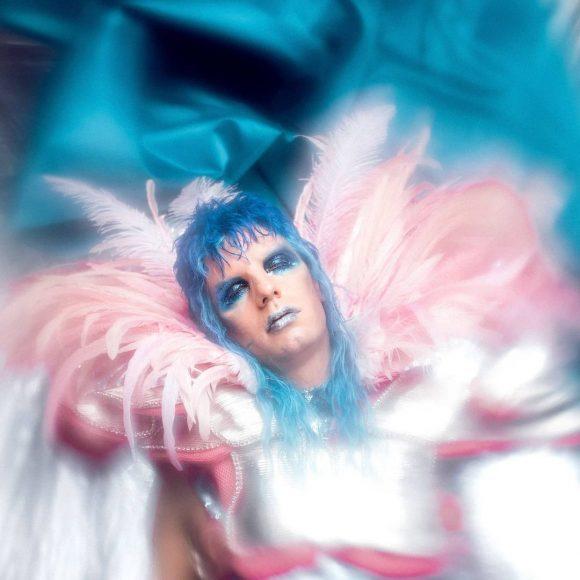 Achille Lauro in Glam Rock