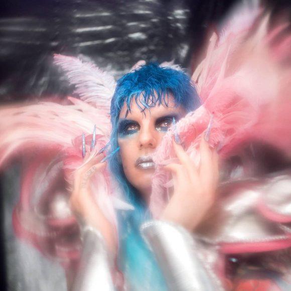 Glam Rock in Achille Lauro 1st