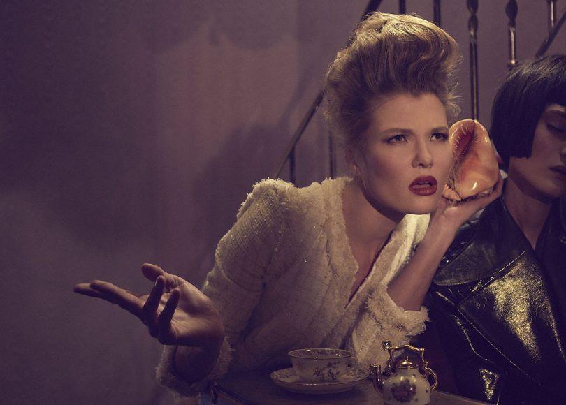 tweed jacket: Elisabetta franchi coat: seyit ares