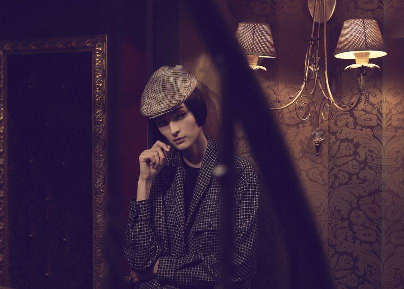 Hat and jacket : scotch_soda