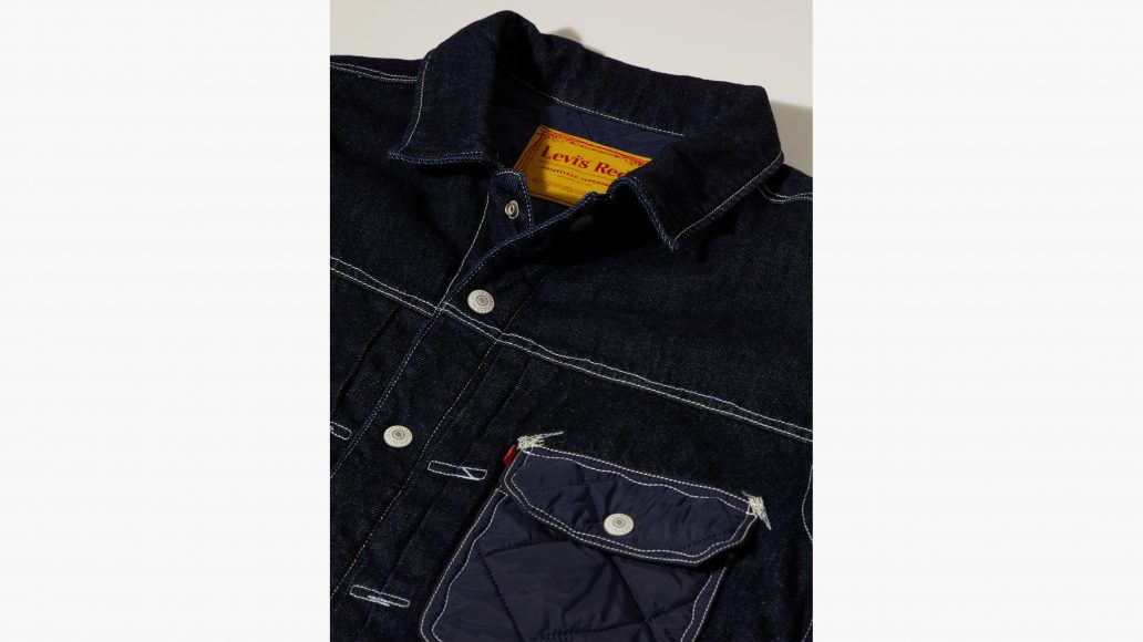 LEVI'S red jacket