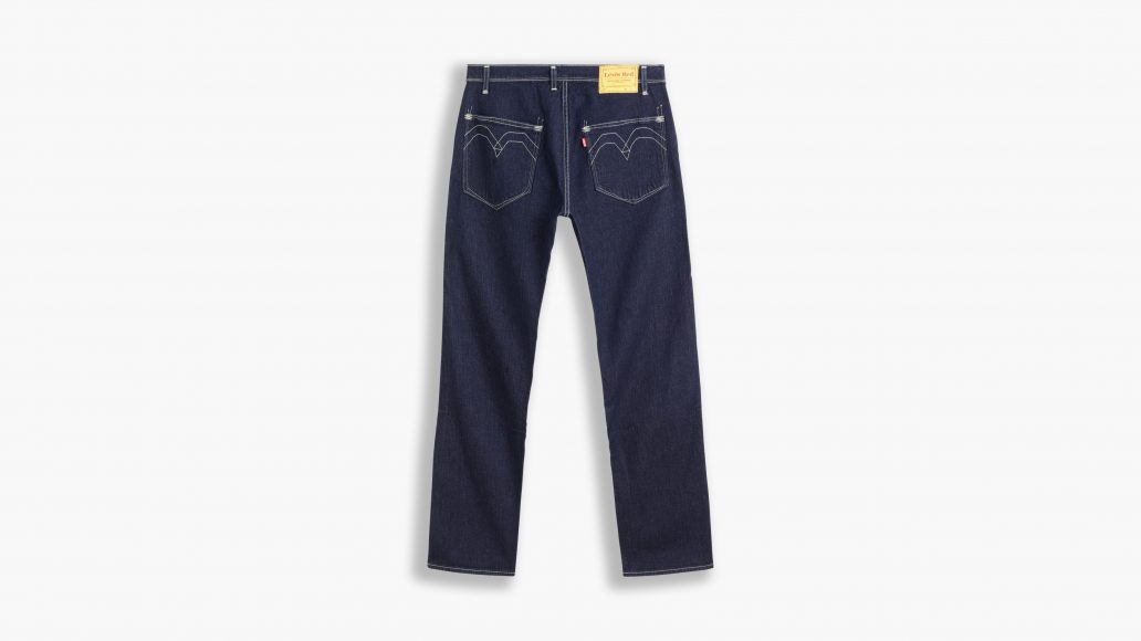 LEVI'S red jeans man
