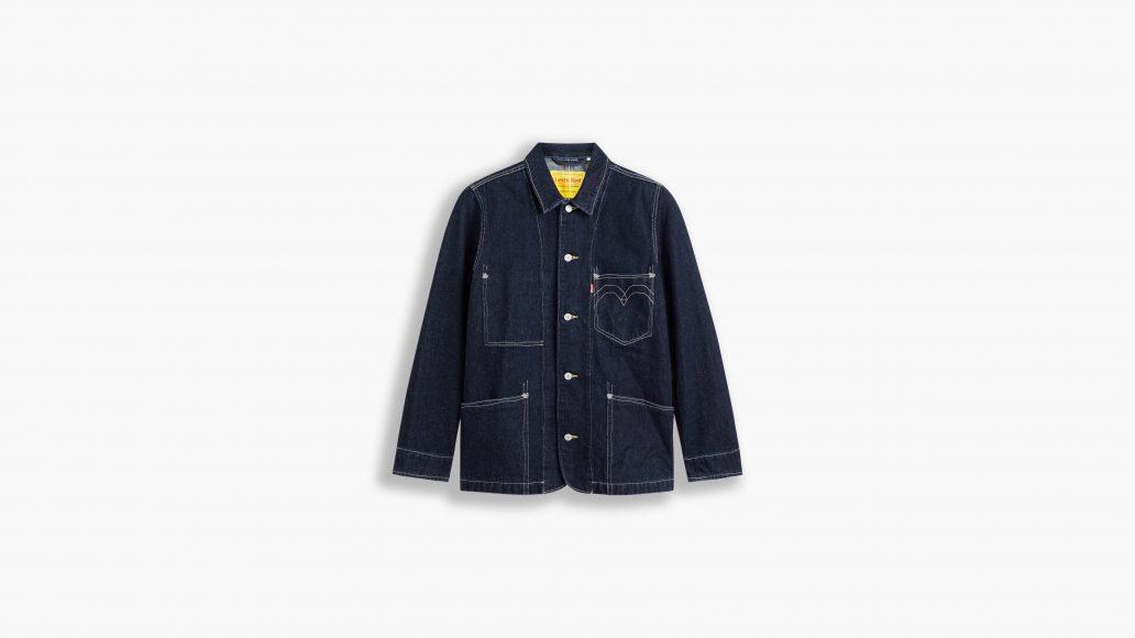 levi's re jacket man