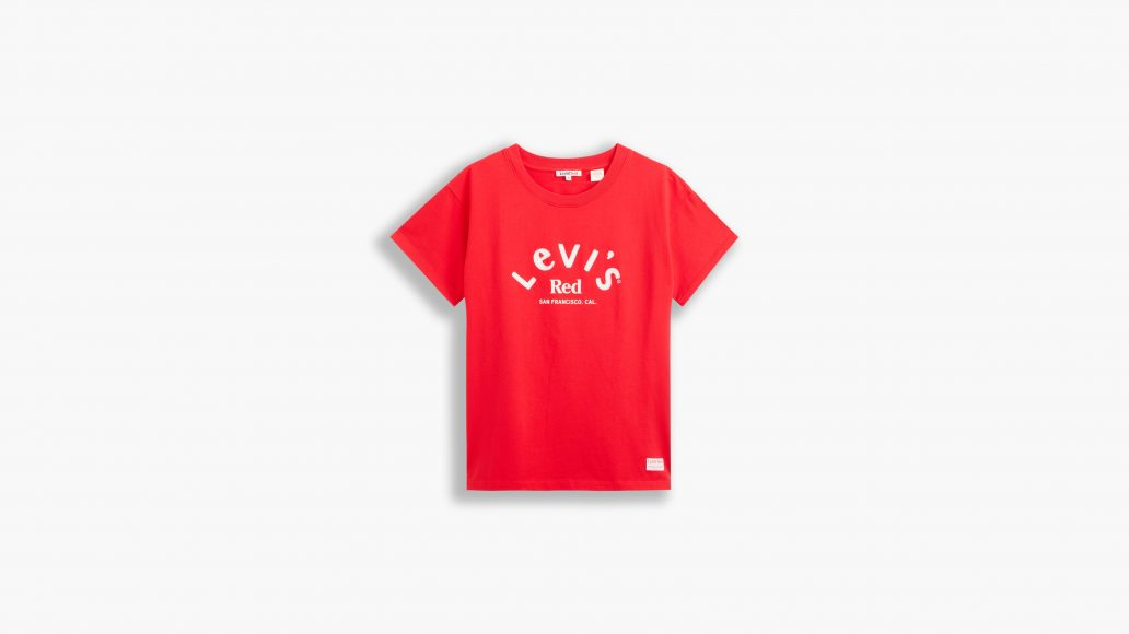 Levi's Red shirt