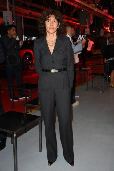 Ferrari Fashion Collection Runway -Arrivals -Francesca Bellettini