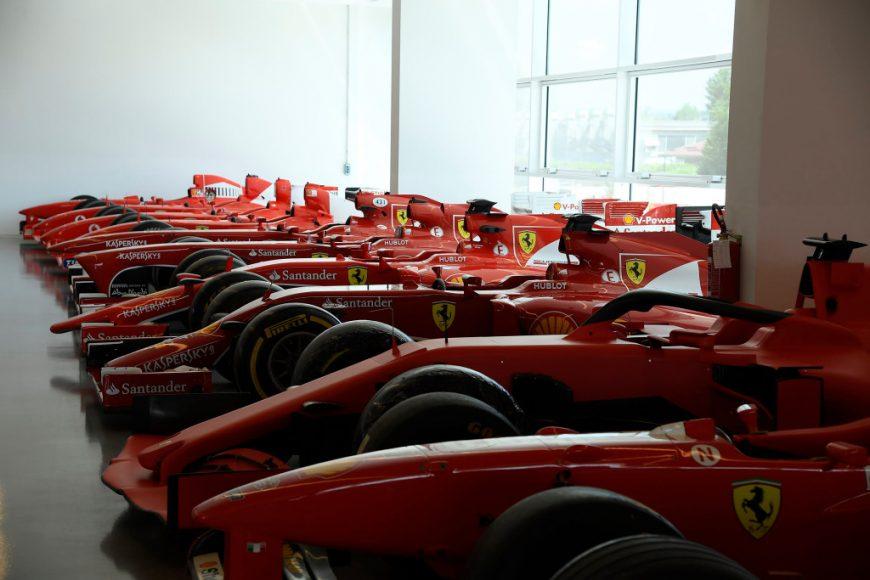 Ferrari Fashion Style