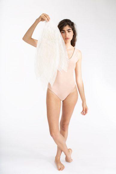 #swimsuit powder pink @baserange