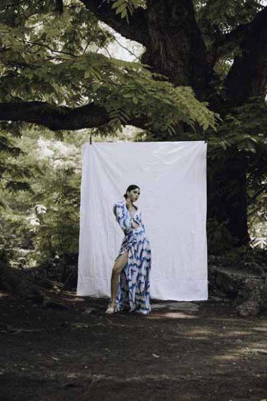 Dress: Contessa Miseria Archivio