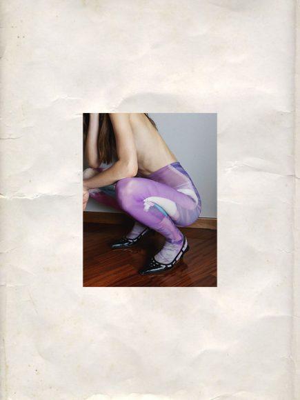 Tights: Tytm8 Shoes: Prada