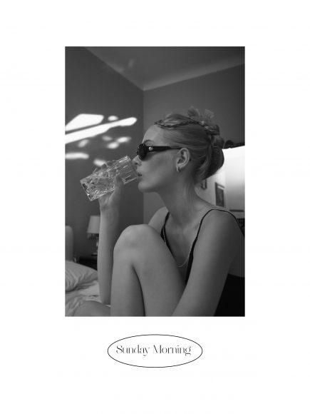 Lingerie Ermanno Firenze  Sunglasses Cartier  Earrings archive